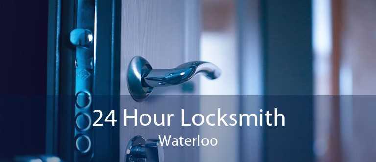 24 Hour Locksmith Waterloo
