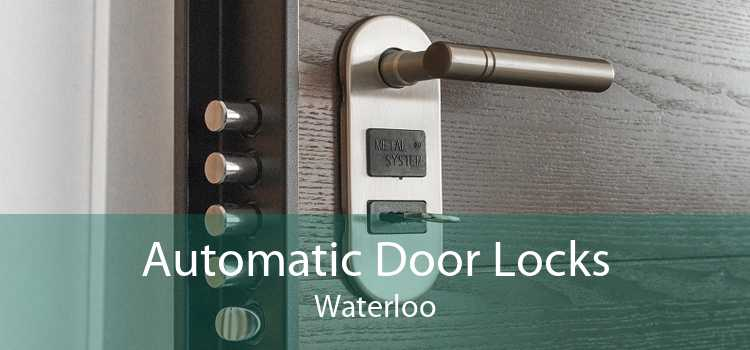 Automatic Door Locks Waterloo
