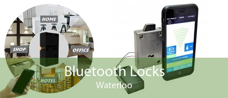 Bluetooth Locks Waterloo