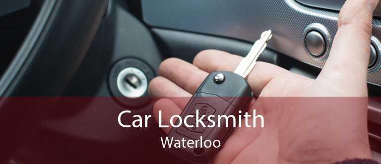 Car Locksmith Waterloo