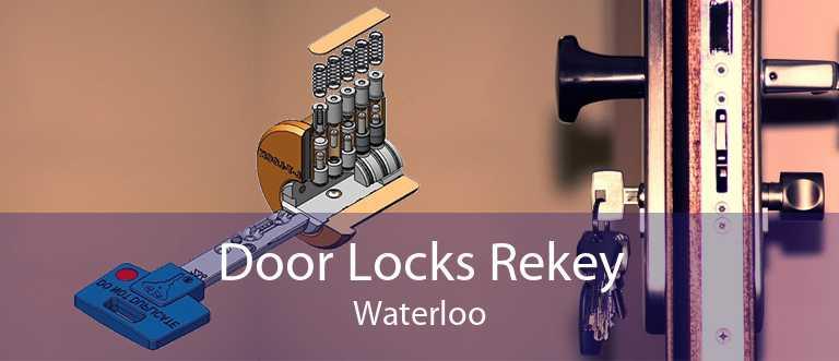 Door Locks Rekey Waterloo