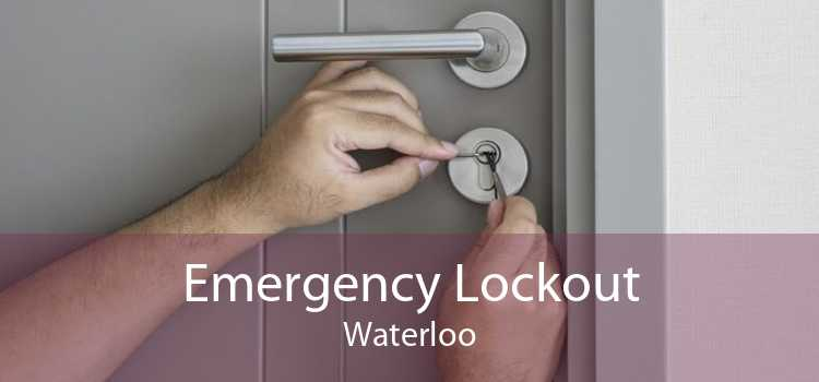 Emergency Lockout Waterloo