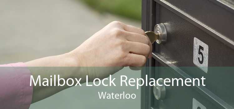 Mailbox Lock Replacement Waterloo