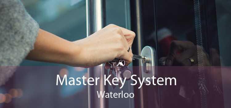 Master Key System Waterloo