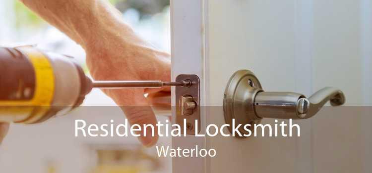 Residential Locksmith Waterloo